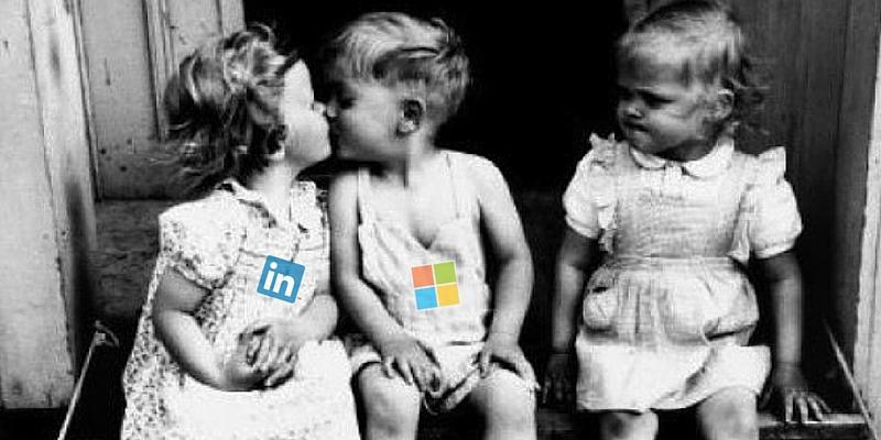 Arnie McKinnis   Microsoft (Money) + LinkedIn (Social